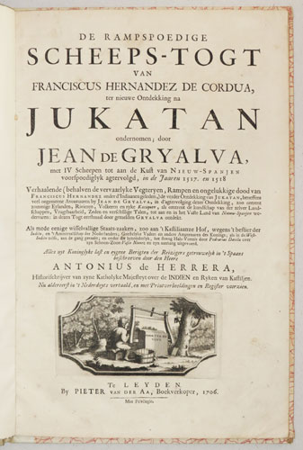 An account of the conquest of Yucatan
