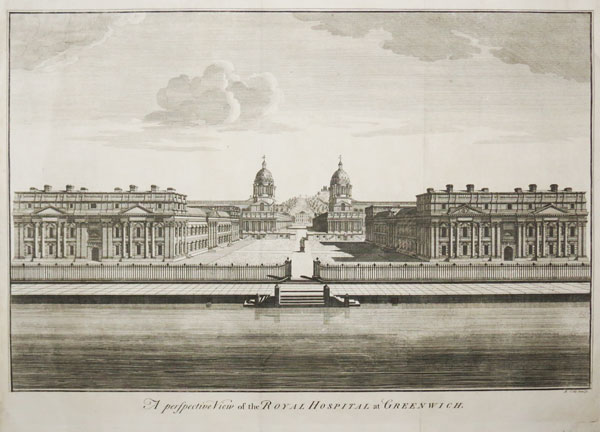View of Greenwich Hospital