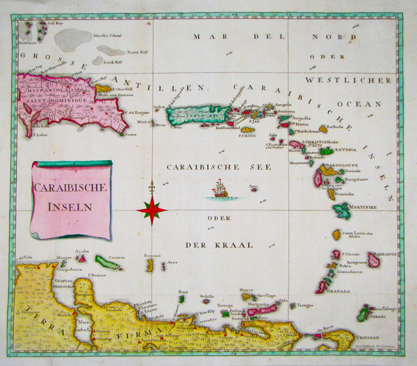 Early source material on the Danish Virgin Islands.