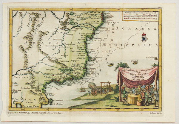 The Travels of Jean de L�ry to Brazil